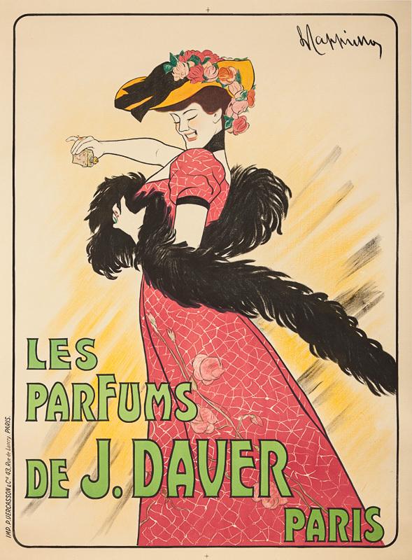 Les Parfums de J. Daver