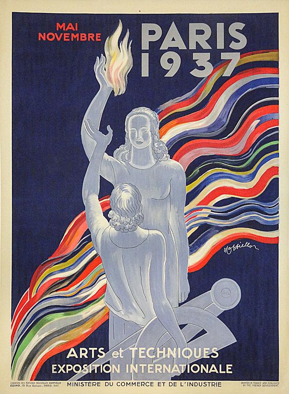 Arts et Techniques - Paris 1937