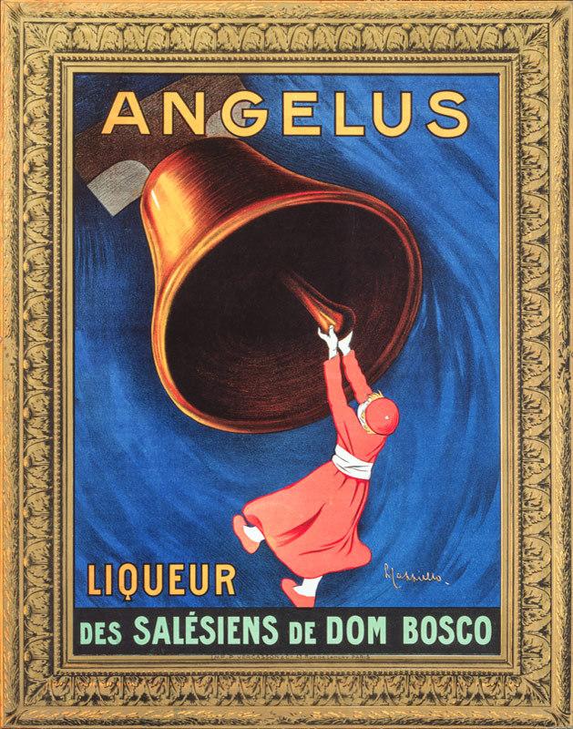 Angelus - Liqueur des Salésiens de Dom Bosco