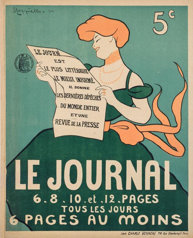 Le Journal  (Petit format)
