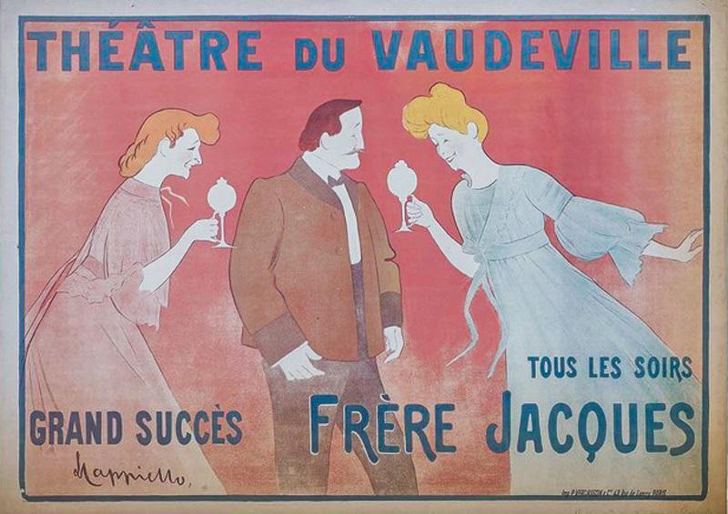Théâtre du Vaudeville / Frère Jacques
