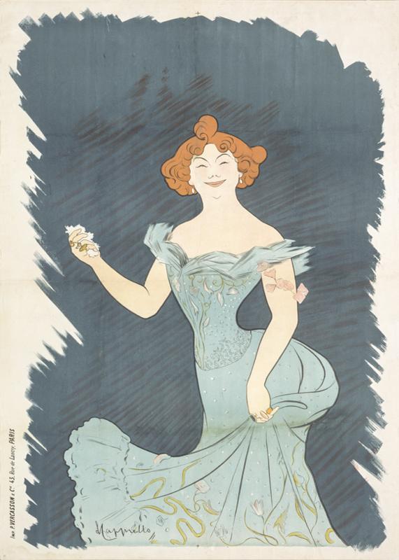 Odette Dulac (Avant la lettre)