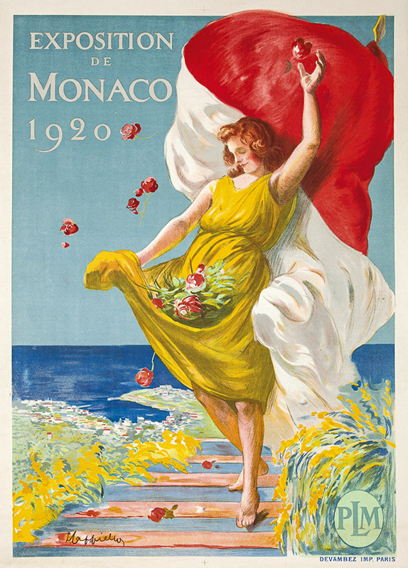 Exposition de Monaco 1920