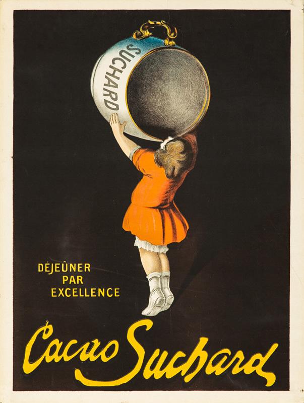 Cacao Suchard (petit format)