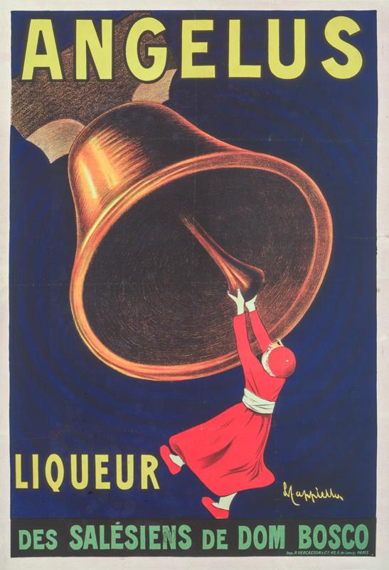 Angelus liqueur des Salésiens (Petit format)
