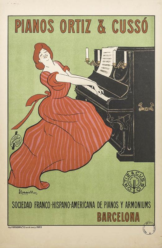 Pianos Ortiz & Cusso