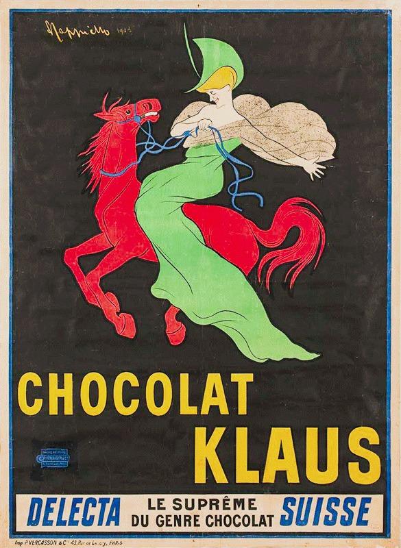 Chocolat Klaus/ Delecta (petit format)
