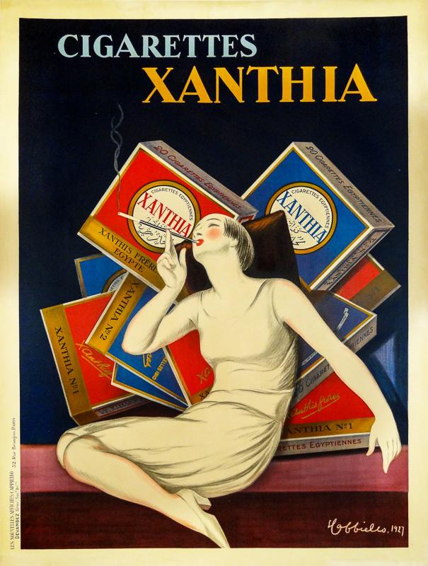 Cigarettes Xanthia