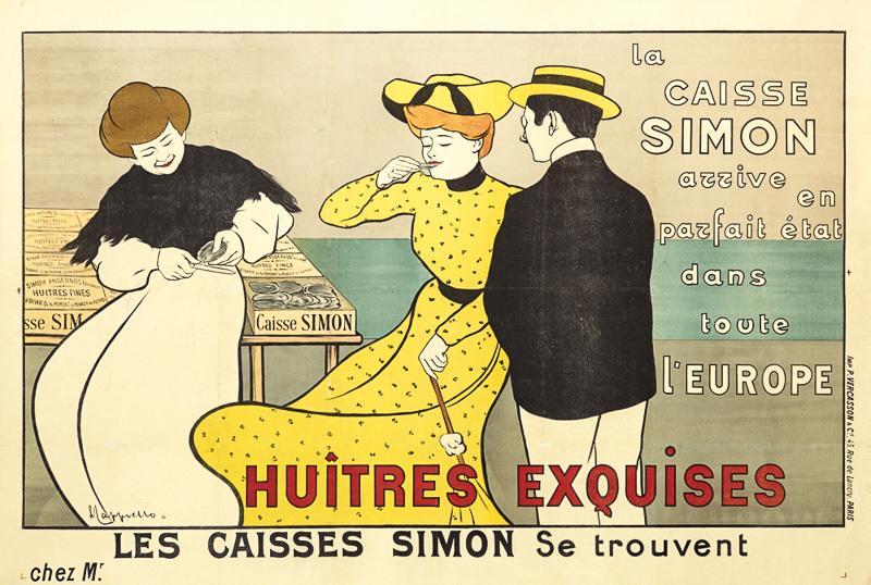 La Caisse Simon / Huitres Exquises (Varainte)