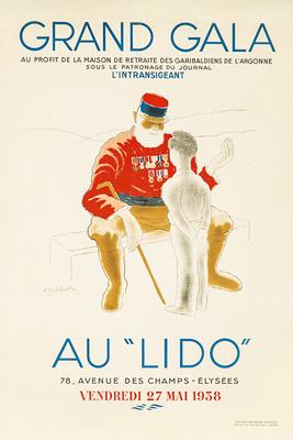 "Grand Gala au ""Lido"""