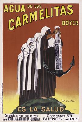 Agua de los Carmelitas Boyer