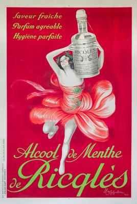 Alcool de Menthe<br /> de Ricqlès