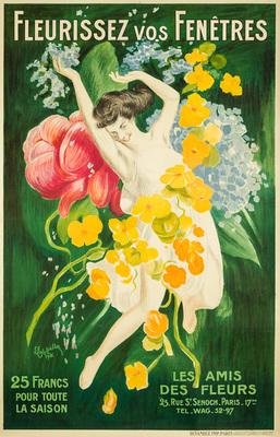 Fleurissez vos Fenêtres