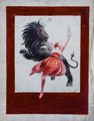 Anis au lion