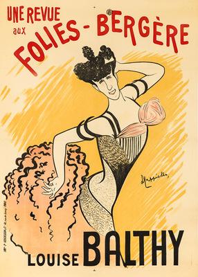 Folies-Bergère / Louise Balthy