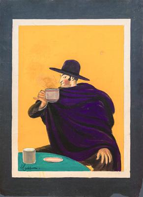 Amateur de café (L')