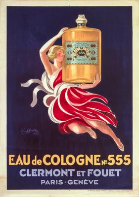 Eau de Cologne N°555