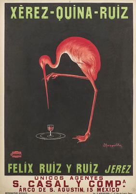 Xérez-Quina-Ruiz (affiche avec réserve)
