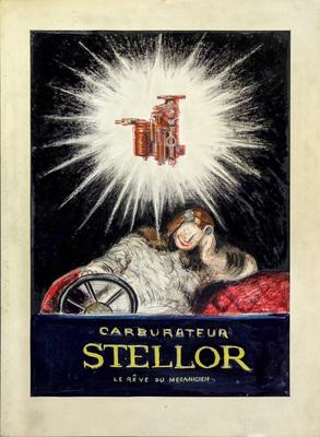 Carburateur Stellor