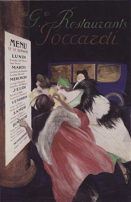 Poccardi / Gds. Restaurants&lt;br /&gt;<br />