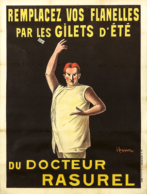 Docteur Rasurel  /  Flanelles