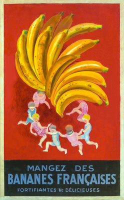 Bananes Françaises