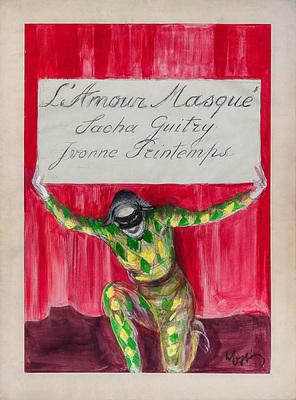 """Théâtre (""""L'Amour Masqué"""")"""