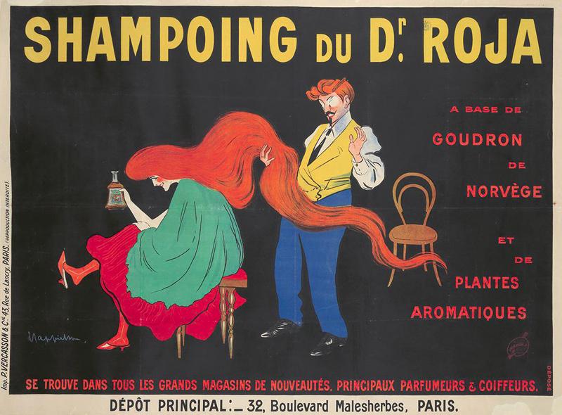 Shampoing du Dr. Roja