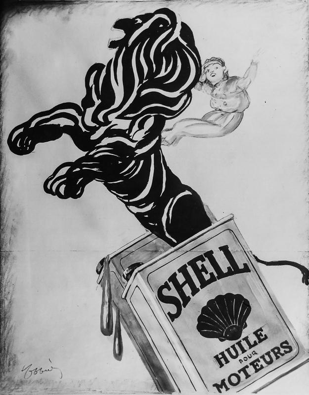 Huile Shell