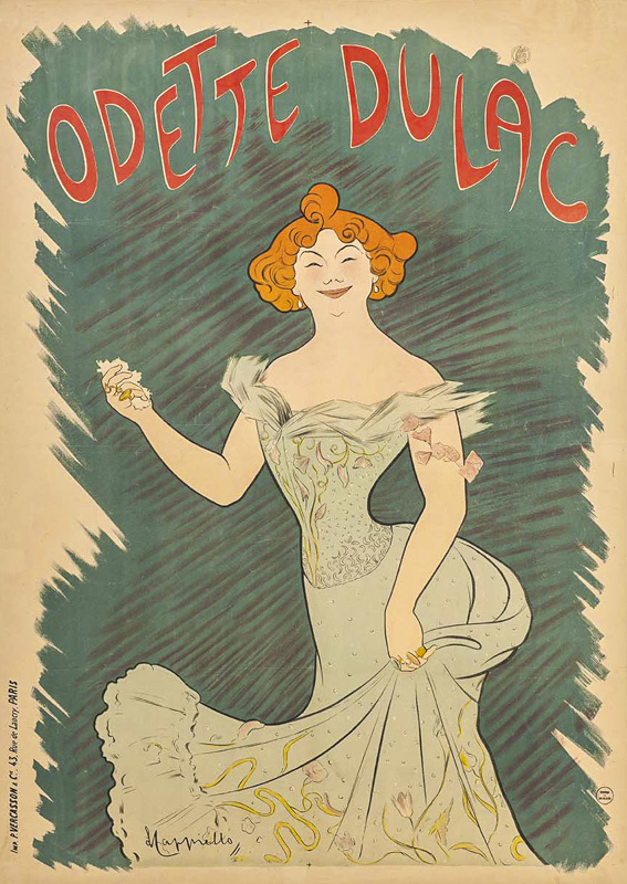 Odette Dulac