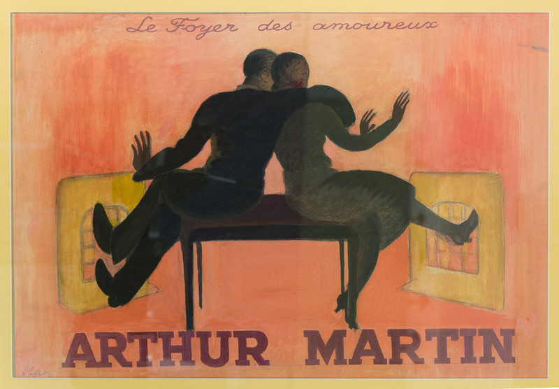 Arthur Martin / Le foyer des amoureux