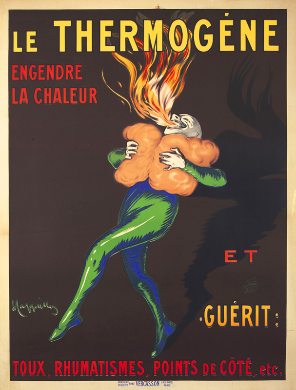 Thermogène ( Editionvers 1912)