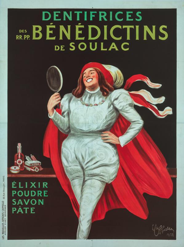Dentifrices des RR. PP. Bénédictins de Soulac