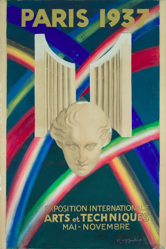 """Exposition Internationale """"Arts et Techniques"""" - Paris 1937"""