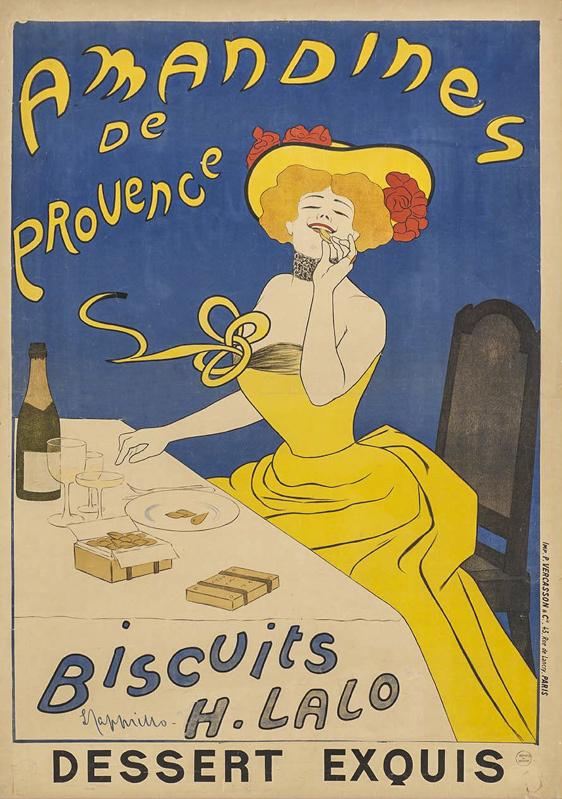 Amandines de Provence (variante)