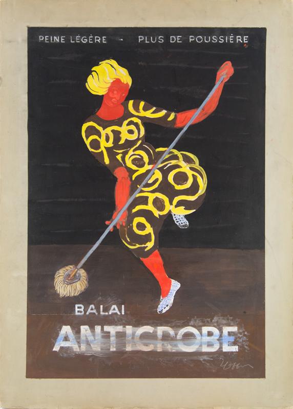 Balai Anticrobe