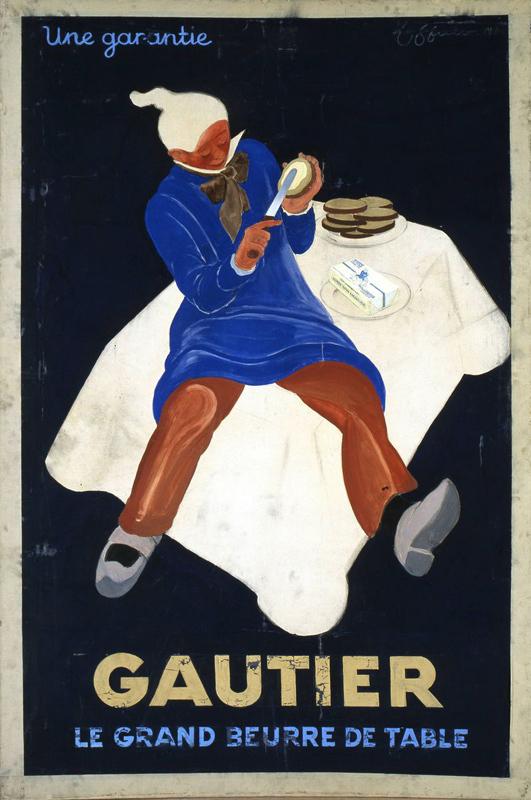 Gautier / Le grand beurre de table
