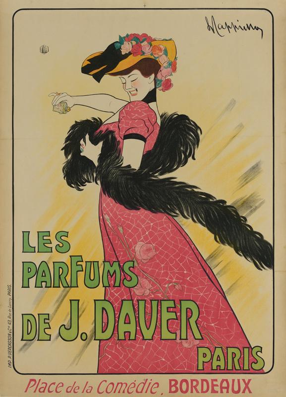 Les Parfums de J. Daver (Avec réserve))