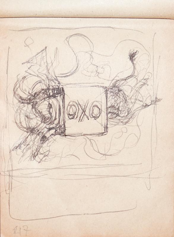 """Etude préliminaire pour """"OXO"""""""