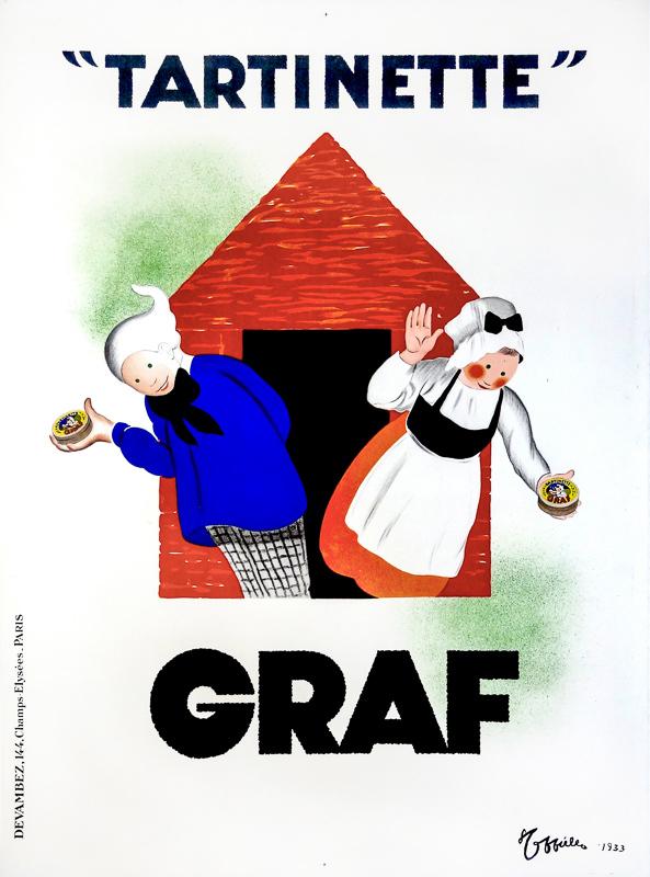 """Graf / """"Tartinette"""""""