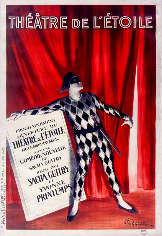 Théâtre de l'Etoile (Avec lettres)