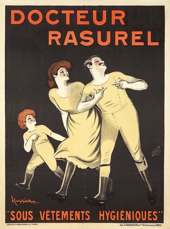 Docteur Rasurel / Sous-vêtements Hygiéniques (1906)
