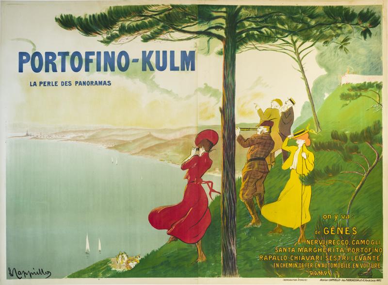 Portefino-Kulm