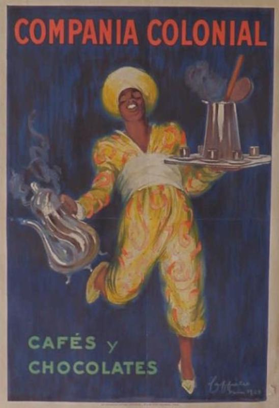 Compania Colonial/Cafés y Chocolates (Variante)