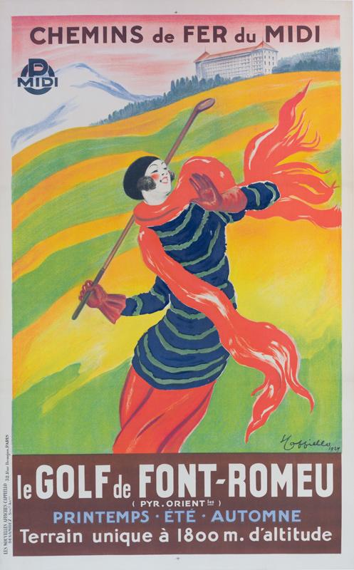 Golf de Font-Romeu (Le) (Variante)