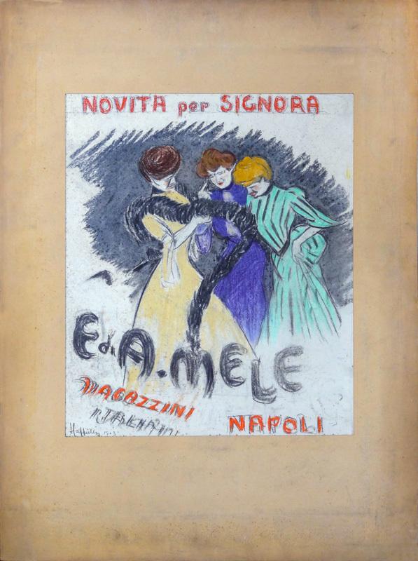 E & A Mele - Novita per signora- Napoli