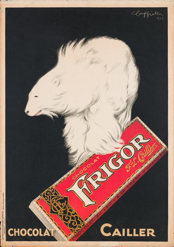 Frigor / Chocolat Cailler