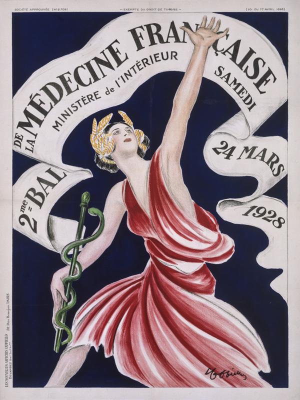 Deuxième Bal de la Médecine Française