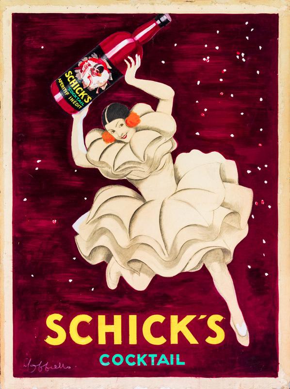Schick's Cocktail