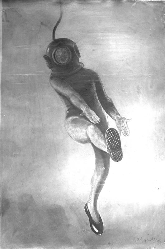 Chaussures Torrilhon (Photo de la maquette)